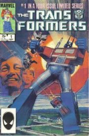 Transformers Comics, The (1984 Series)